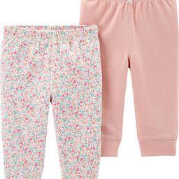 2-Pack Cotton Pants   Carter's