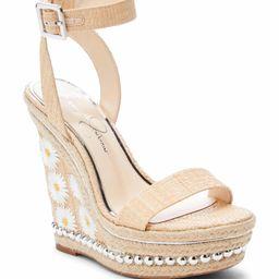 Alinda Embellished Wedge Sandal | Nordstrom