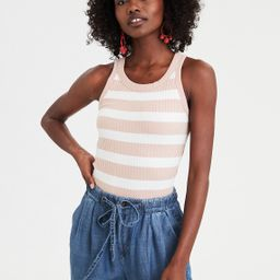 AE High Neck Tank Top   American Eagle Outfitters (US & CA)