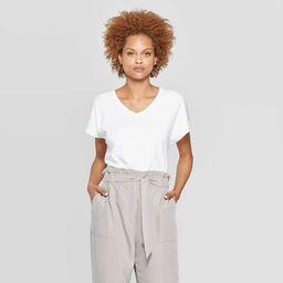 Women's Short Sleeve V-Neck Dolman T-Shirt - Prologue™   Target