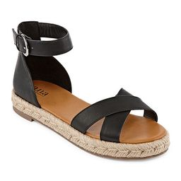 a.n.a Womens Broome Adjustable Strap Flat Sandals | JCPenney