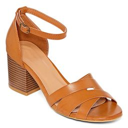 Bamboo Womens Premium 84s Heeled Sandals | JCPenney