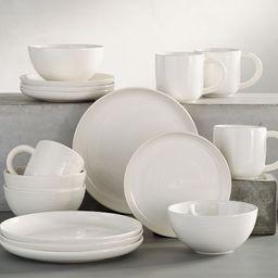 Joshua 16-Piece Dinnerware Set | Pottery Barn (US)