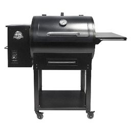 Wood Fired Pellet Grill With Flame Broiler - Pit Boss   Target