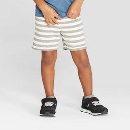 Toddler Boys' Stripe Pull-On Shorts - Cat & Jack™ | Target