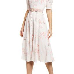Romantic Button Front Dress   Nordstrom