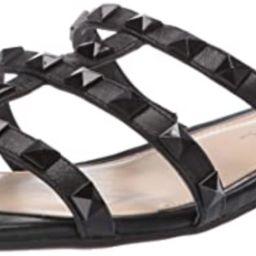Jessica Simpson Women's Caira Flat Sandal   Amazon (US)