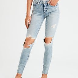 AE Ne(X)t Level High-Waisted Jegging | American Eagle Outfitters (US & CA)