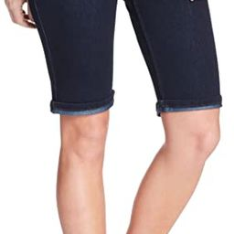 Hue Original Jeans Boyfriend Shorts Midnight Rinse Size X-Small (0-2) | Amazon (US)