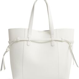 Faux Leather Carryall Tote | Nordstrom