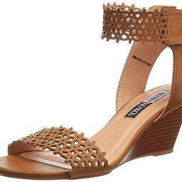 XOXO Women's Sadler Wedge Sandal | Amazon (US)