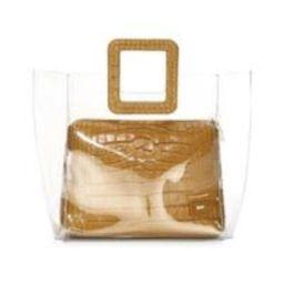 'Kelly' Croc-effect PVC Top Handle Bag (4 Colors) | Goodnight Macaroon