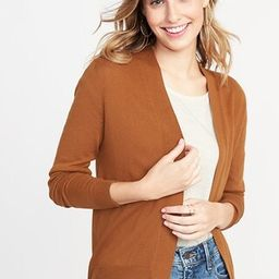 Short Open-Front Sweater for Women   Old Navy US