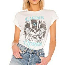 Guns N Roses Skull Tee                                          DAYDREAMER | Revolve Clothing (Global)