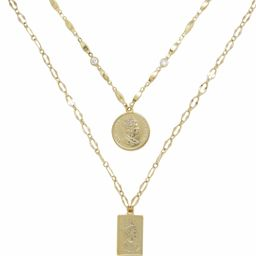 Ettika Set of 2 Pendant Necklaces | Nordstrom | Nordstrom