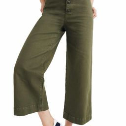 Emmett Crop Wide Leg Pants   Nordstrom