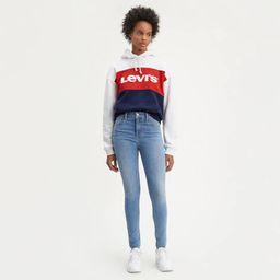 720 High Rise Super Skinny Jeans   Levi's (CA)