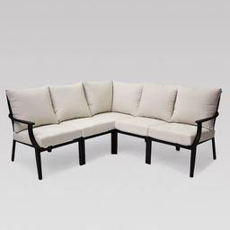 Fairmont 5pc Patio Sectional - Threshold™   Target