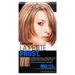 L'Oreal Paris Le Petite Frost Cap Hair Highlights For Shorter Hair | Walmart (US)