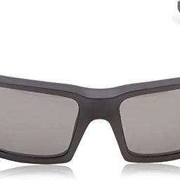 Optics General Matte Black Wrap Polarized Sunglasses   Amazon (US)