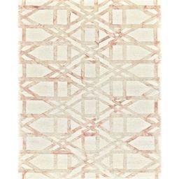 Grand Bazaar Blush Tufted Marengo Rug (5' x 8') - 5' x 8' | Overstock