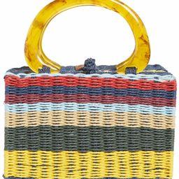 Avalon Straw Top Handle Bag | Nordstrom