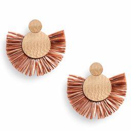 Fringe Fan Earrings | Nordstrom