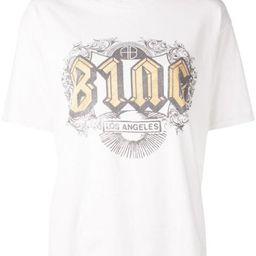 Anine BingBing Ink T-shirt | FarFetch Global
