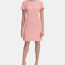 Tommy Hilfiger Picnic Gingham Pocket A-line Dress & Reviews - Dresses - Women - Macy's   Macys (US)