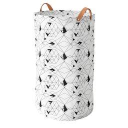 PLUMSA Laundry bag - white, black - IKEA   IKEA (DE)