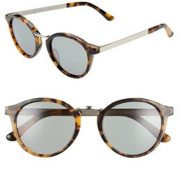 Madewell Indio 48mm Round Sunglasses | Nordstrom | Nordstrom