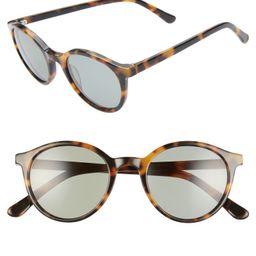 Layton 48mm Round Sunglasses | Nordstrom