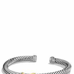 'X' Bracelet with Gold | Nordstrom