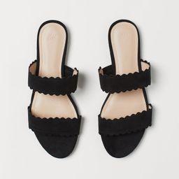 Sandals | H&M (US)