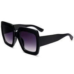 Square-Frame Designer Inspired Oversize Sunglasses for Women Brand Designer Shades | Amazon (US)