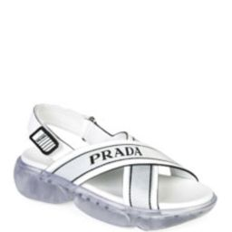 Logo Sport Chunky Sandals | Bergdorf Goodman