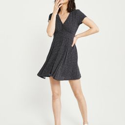 Short-Sleeve Button-Up Dress | Abercrombie & Fitch US & UK
