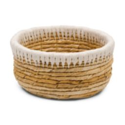 Small Natural Storage Basket | TJ Maxx