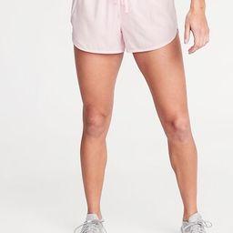 Dolphin-Hem Run Shorts for Women -- 3-inch inseam | Old Navy US