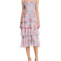 WAYF                                                    Essie Tiered Midi Dress | Bloomingdale's (US)