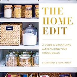 The Home Edit: A Guide to Organizing and Realizing Your House Goals (Includes Refrigerator  Labels)   Amazon (US)