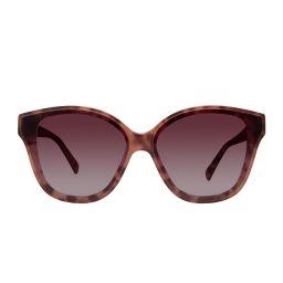 PIPER - PLUM TORT +WINE GRADIENT | DIFF Eyewear