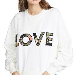Rebecca Minkoff                                    Tropical Ruby Sweatshirt | Shopbop