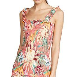FARM Rio                                    Lotus Floral Mini Dress | Shopbop