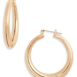 Thick Hoop Earrings | Nordstrom