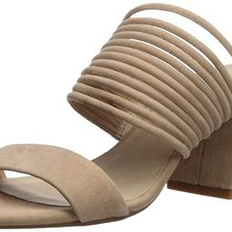 Kenneth Cole New York Women's Hannon Strappy Mule Heeled Sandal | Amazon (US)