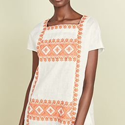 Tory Burch                                    Embroidered Dress | Shopbop