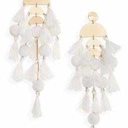 Calypso Tassel Earrings   Nordstrom