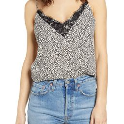Lace Trim Camisole Top | Nordstrom