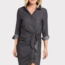 Emery Shirt Dress   Evereve